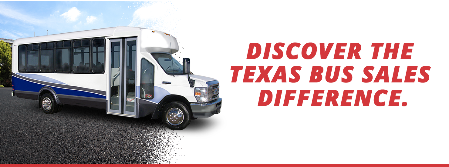 Discover the Texas Bus Sales Difference Image